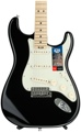 Fender American Elite Stratocaster - Mystic Black with Maple Fingerboard
