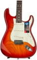 Fender American Elite Stratocaster - Aged Cherry Burst with Rosewood Fingerboard