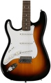 Squier Affinity Stratocaster Left-handed - Brown Sunburst with Rosewood Fingerboard
