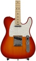 Fender American Elite Telecaster - Aged Cherry Burst with Maple Fingerboard