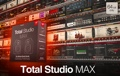 IK Multimedia Total Studio MAX Instruments and Effects Bundle - Upgrade