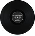 Native Instruments Traktor Scratch Control Vinyl MK2 - Black (Single Vinyl)