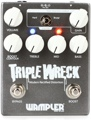 Wampler Triple Wreck High Gain Distortion Pedal
