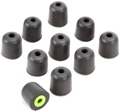 Westone True-Fit Foam Eartips - Green Size, 5 pair