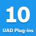 Universal Audio UAD Custom 10 Plug-in Bundle
