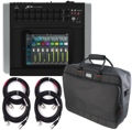 Behringer X Air X18 Digital Mixer with Case and Cables