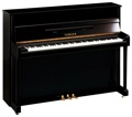Yamaha b2 Acoustic Upright Piano - Polished Walnut