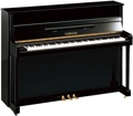 Yamaha b2 Acoustic Upright Piano - Polished Ebony