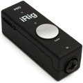 IK Multimedia iRig PRO Audio/MIDI Interface - iOS/Mac