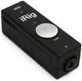 IK Multimedia iRig PRO Audio/MIDI Interface - iOS/Mac
