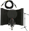 sE Electronics X1 Studio Package - w/Stand and Cable