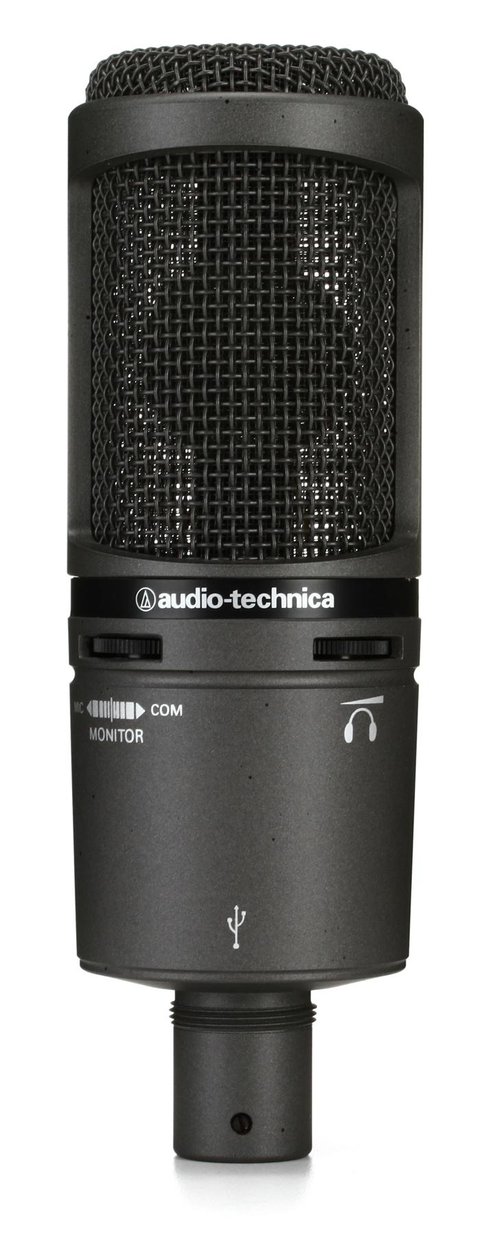 4. Audio-Technica ATR2100-USB