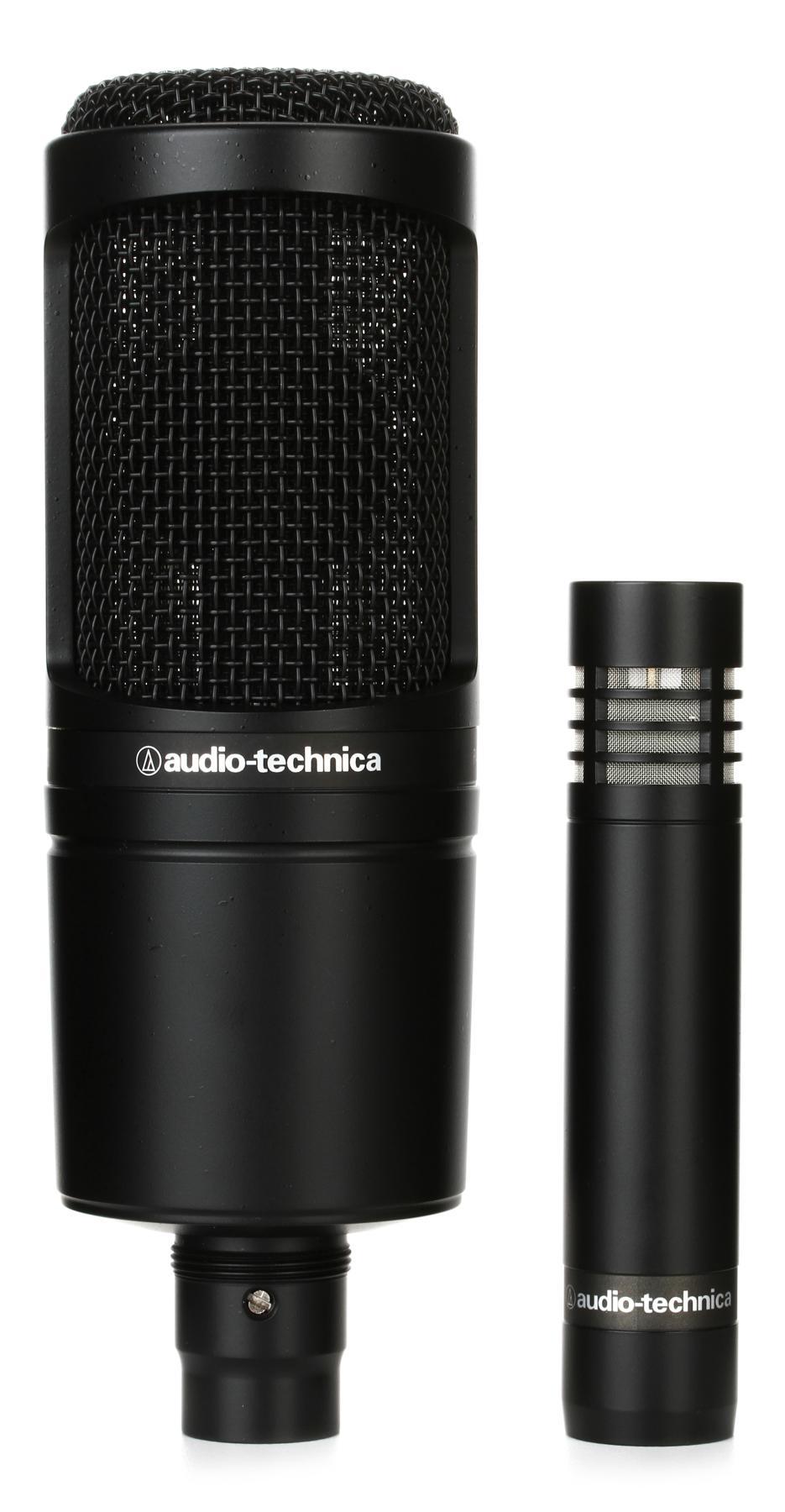 7. Audio-Technica AT2041SP Studio Microphone Pack