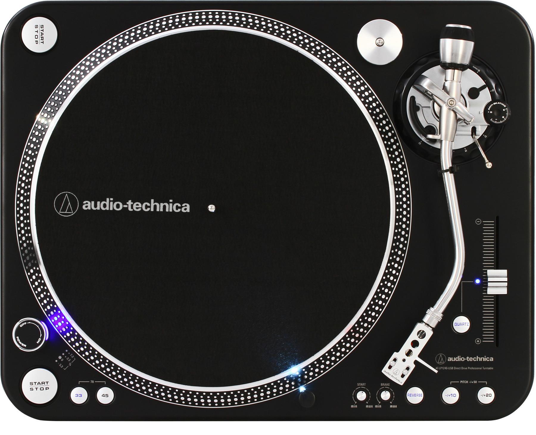 4. Audio-Technica AT-LP1240