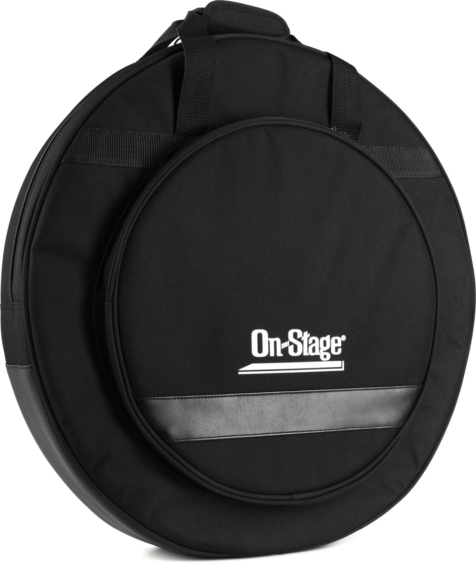 On-Stage CB4000 Deluxe Cymbal Bag 22""