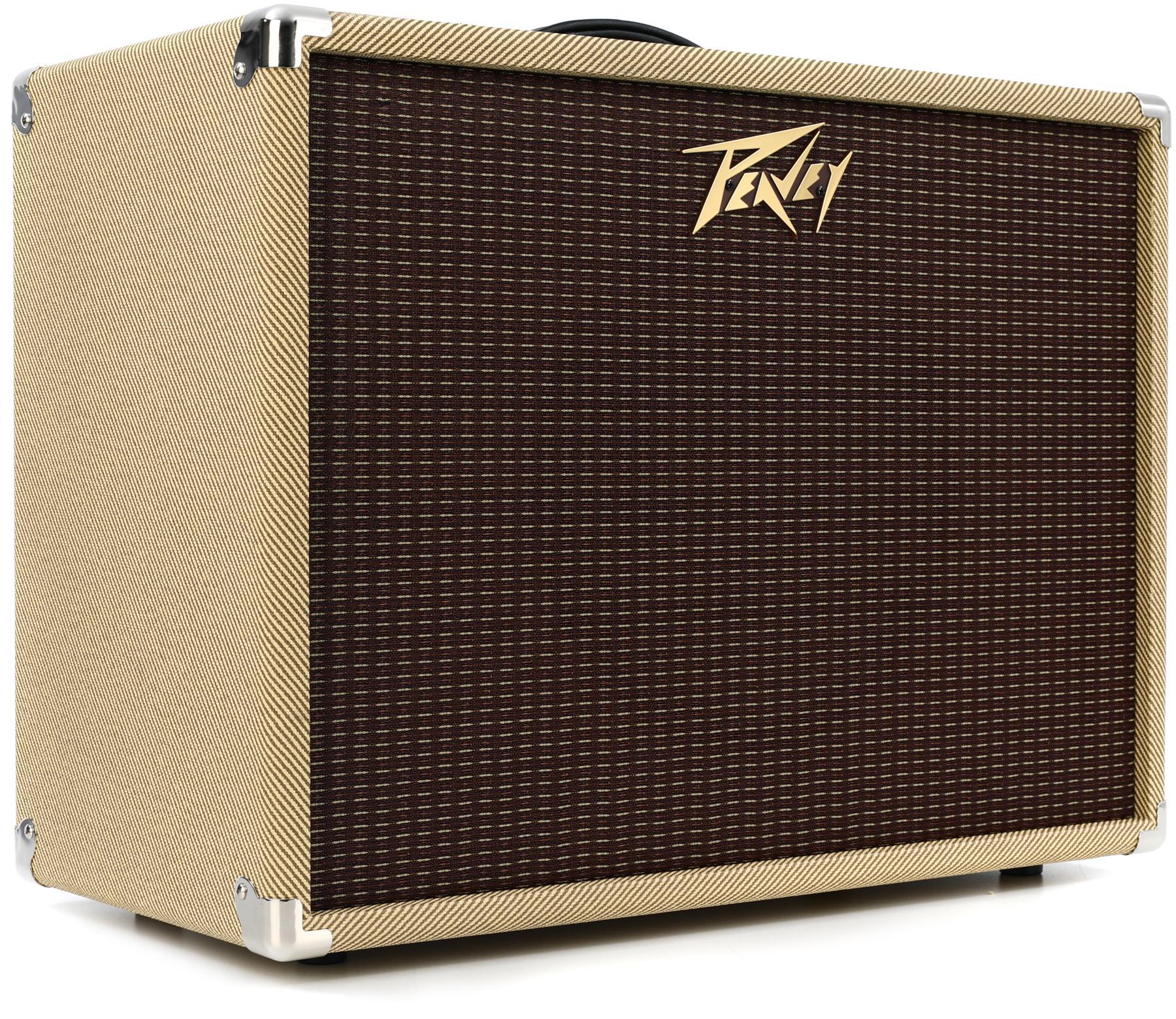 6. Peavey 112-C 1x12 Guitar Cabinet