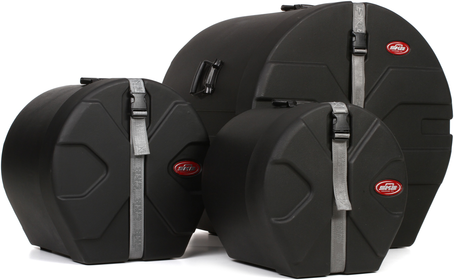 SKB Hard Drum Cases