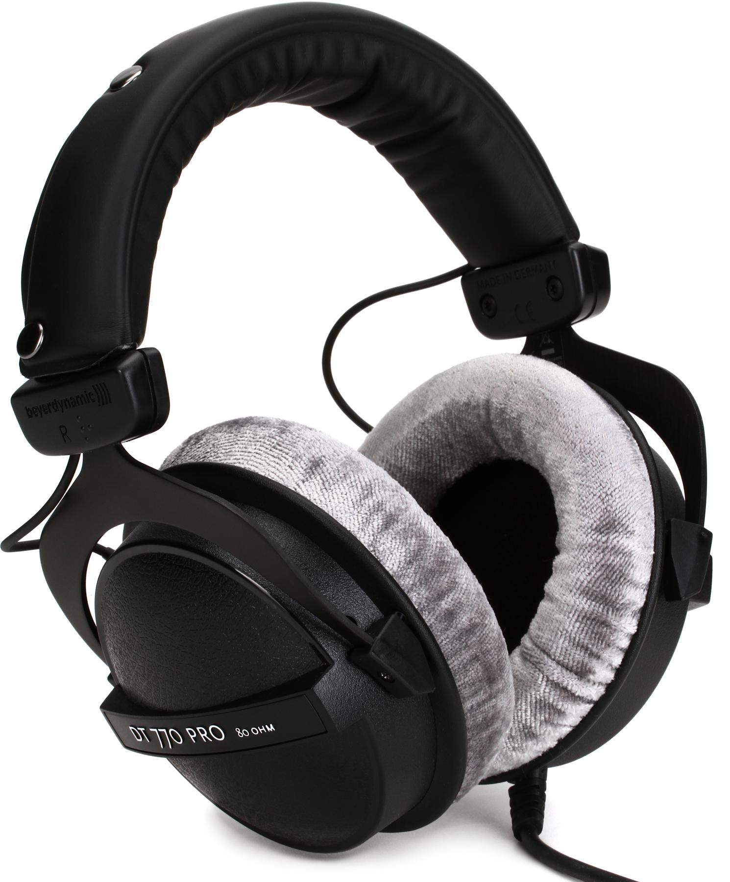 3. Beyerdynamic DT 770 PRO - Closed Studio Headphone