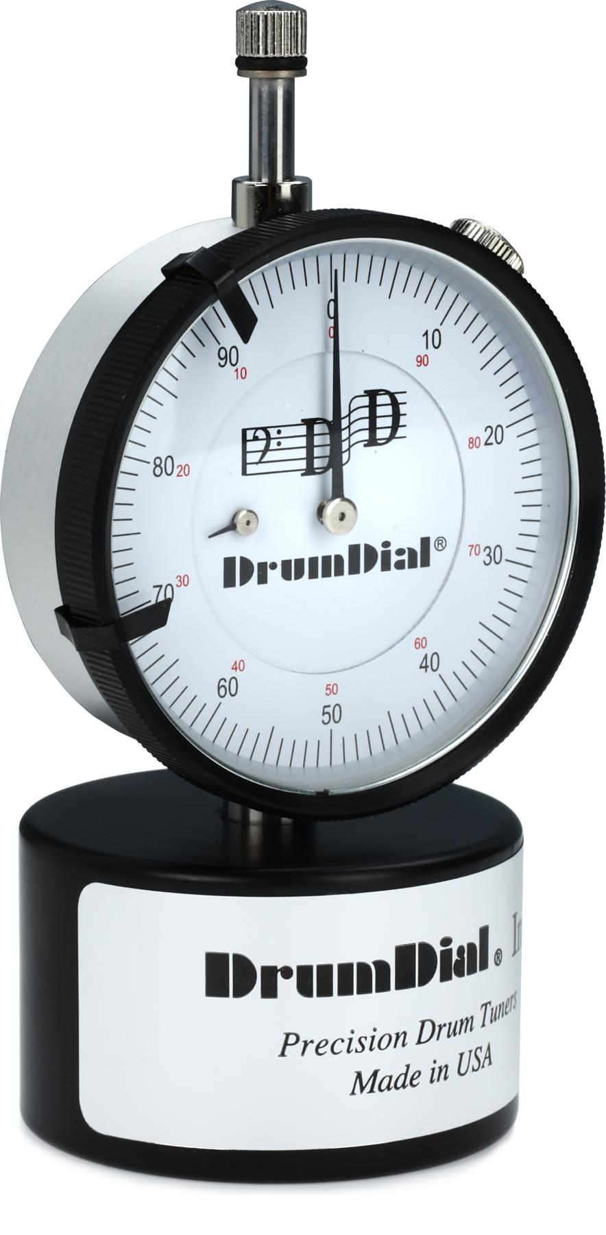 1. DrumDial Precision Drum Tuner