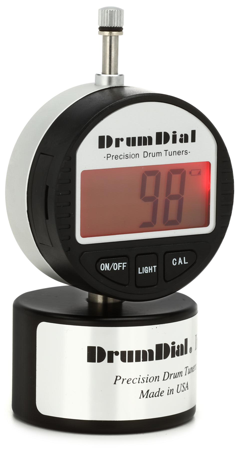 2. DrumDial Digital Drum Tuner