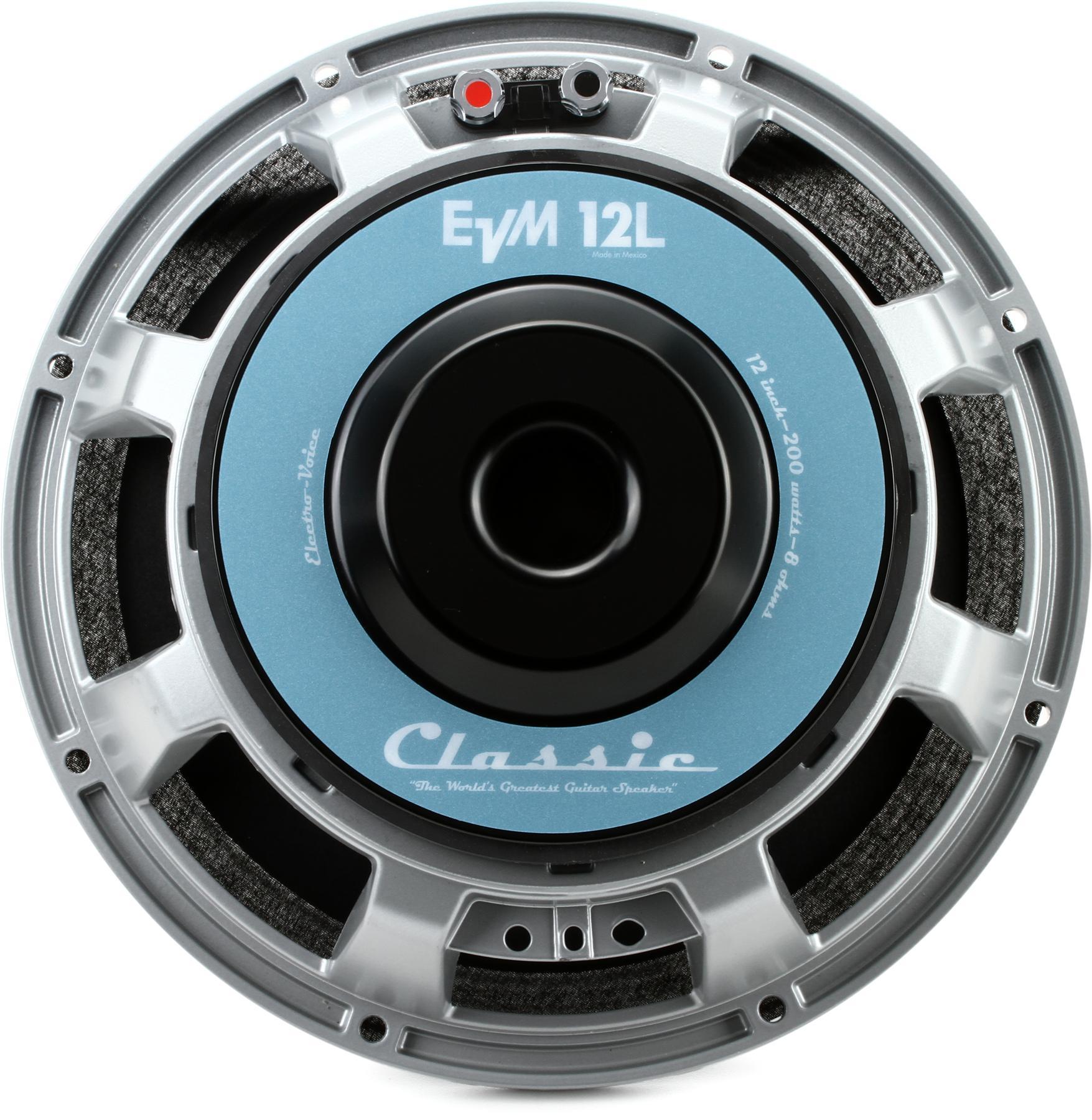 "6. Electro-Voice EVM12L - 12"", 8 Ohm, 200W"