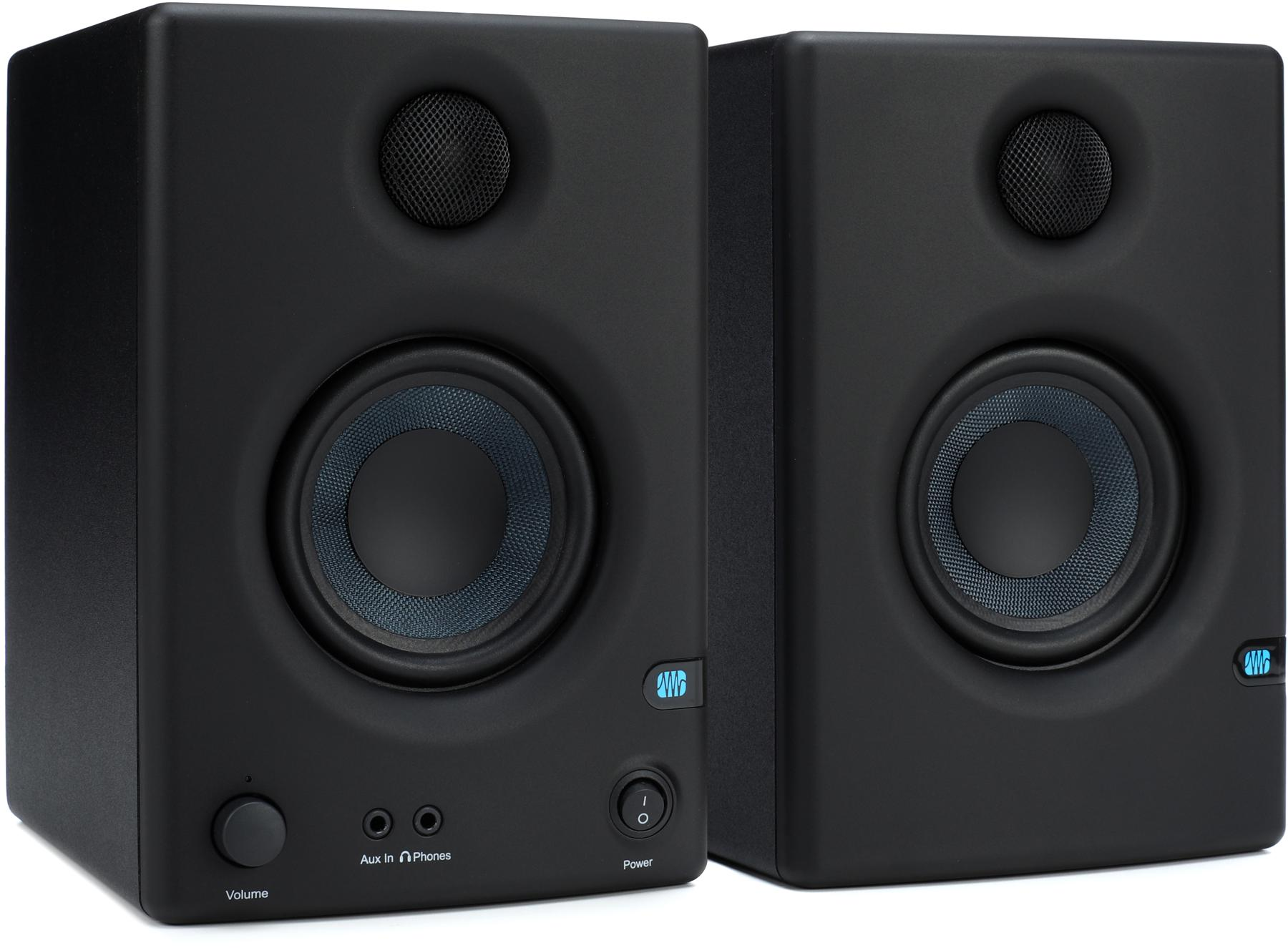 "3. Presonus Eris E3.5-3.5"" Near Field Studio Monitors (Pair)"