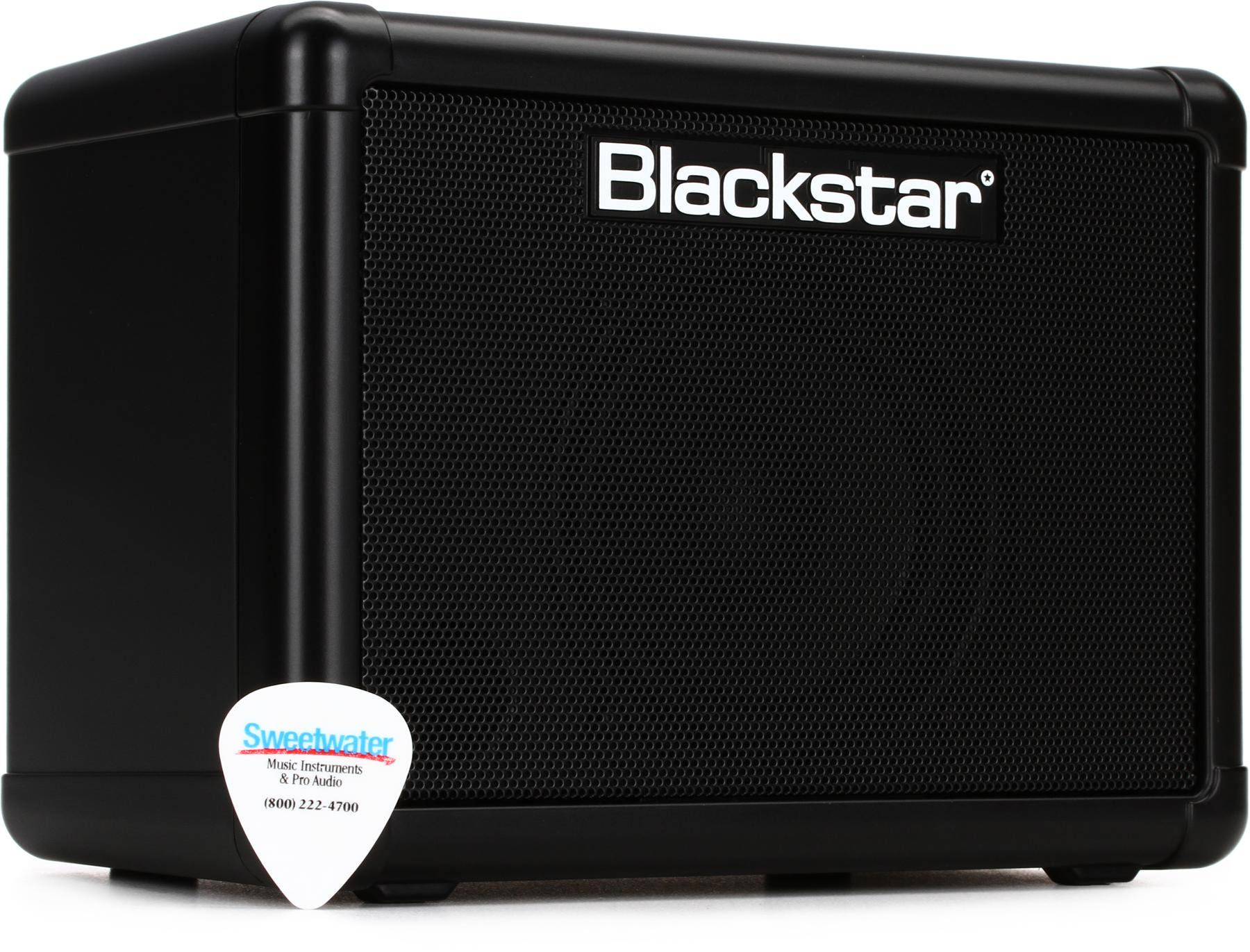 1. Blackstar Electric Guitar Mini Amplifier, Black (FLY3)