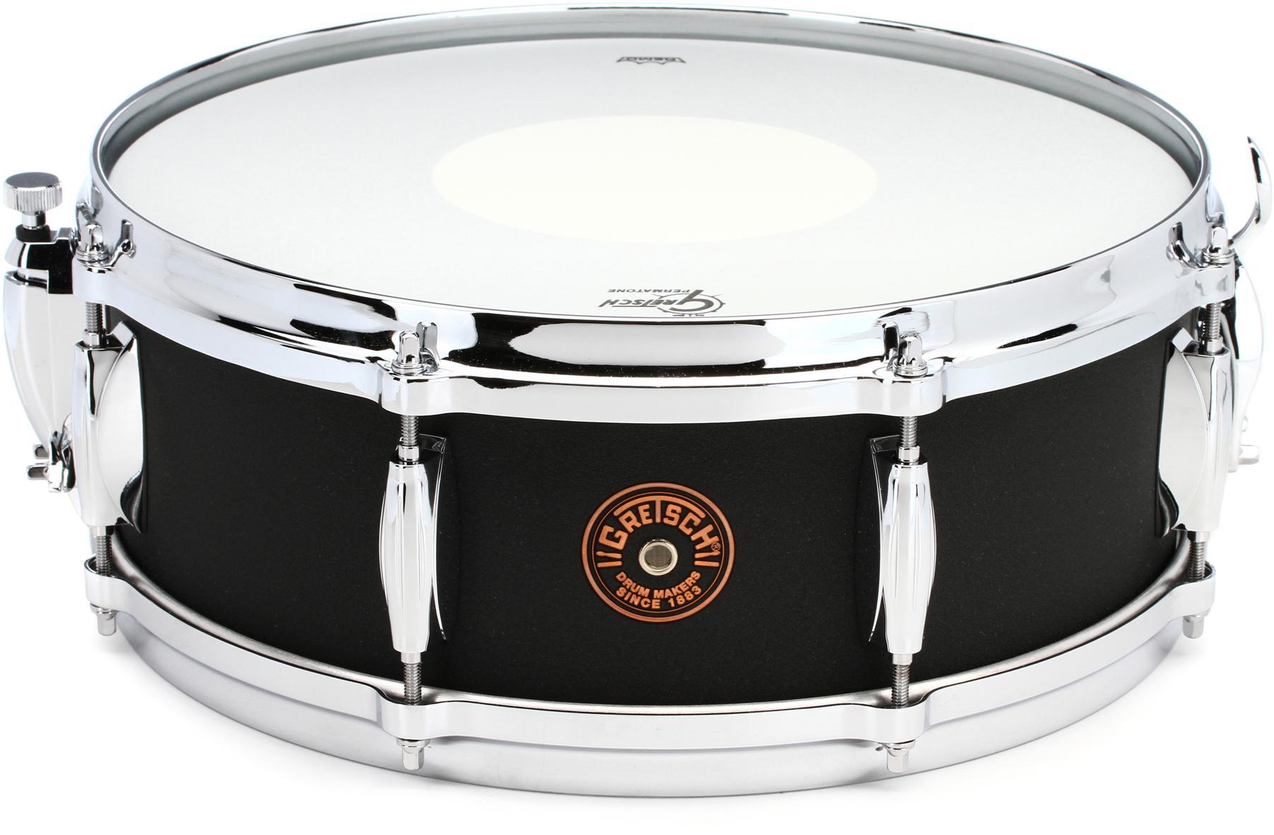 9. Gretsch Drums – Black Copper Snare 14 x 5 in