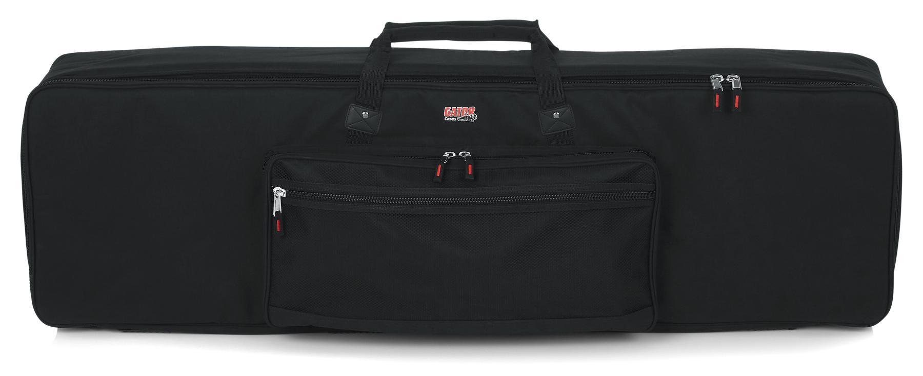 7. Gator Cases Padded Keyboard Gig Bag (GKB-88 SLIM)