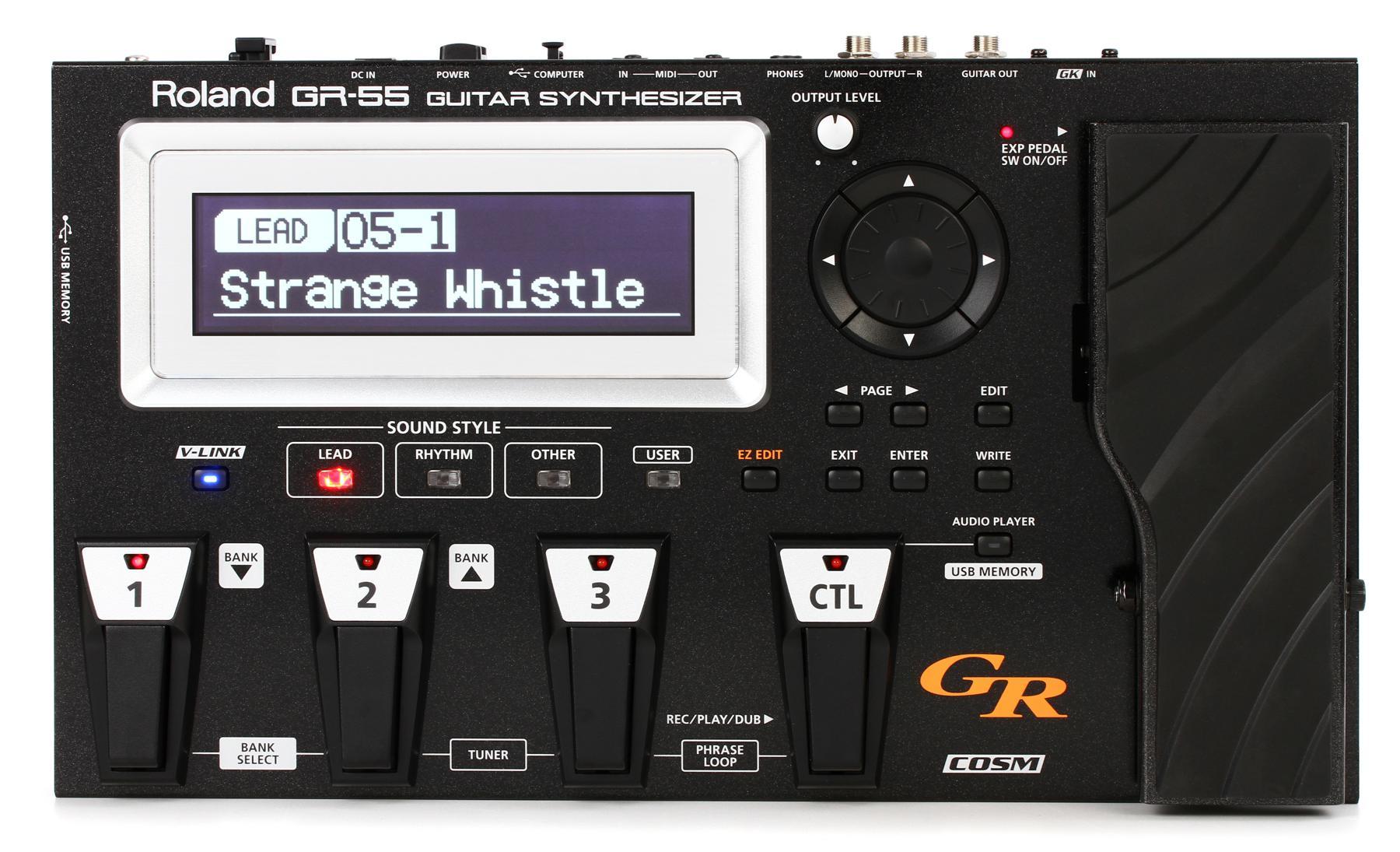 2. Guitar MIDI Processors