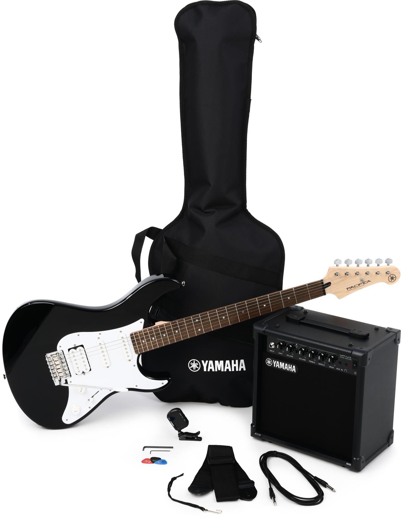 5. Yamaha GigMaker EG Electric Guitar Pack