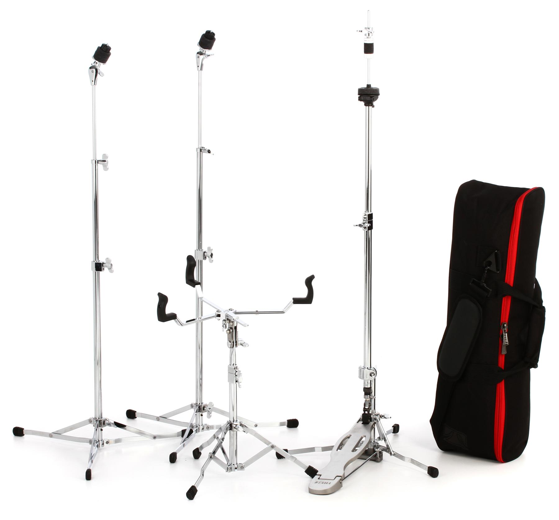 7. Tama The Classic Series 4-piece Hardware Pack w/ Bag