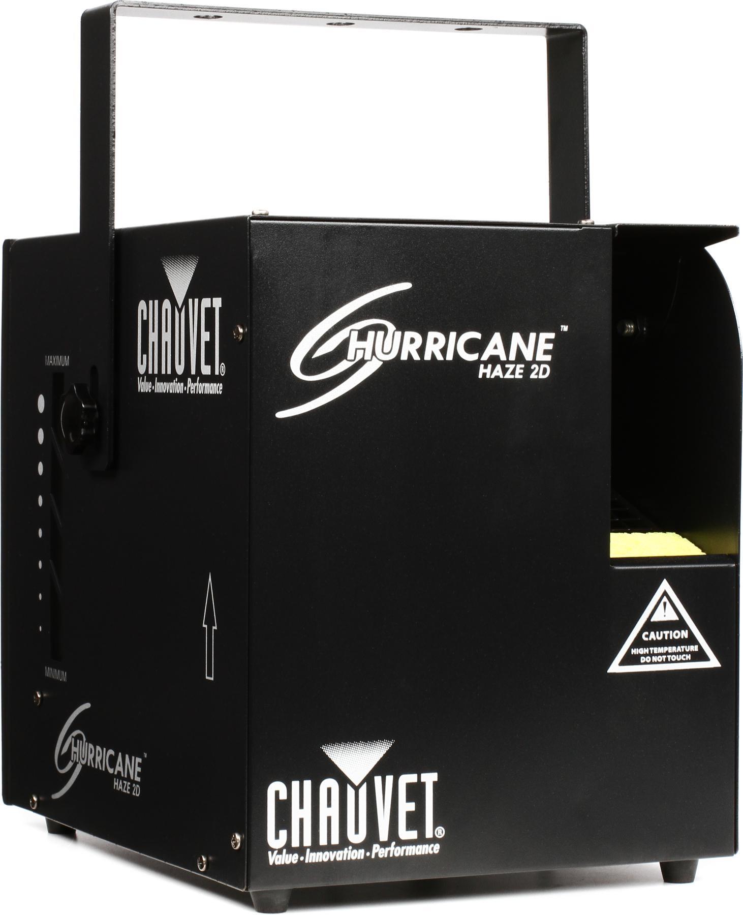 3. Chauvet DJ Hurricane Haze 2D DMX