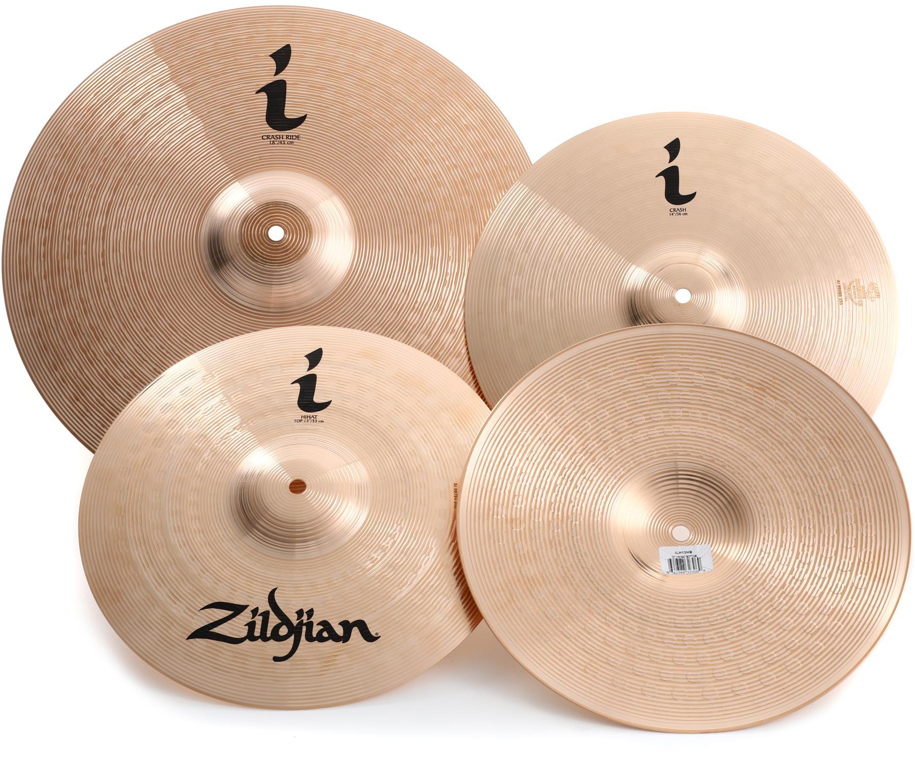 Zildjian I Series Starter Cymbal Pack