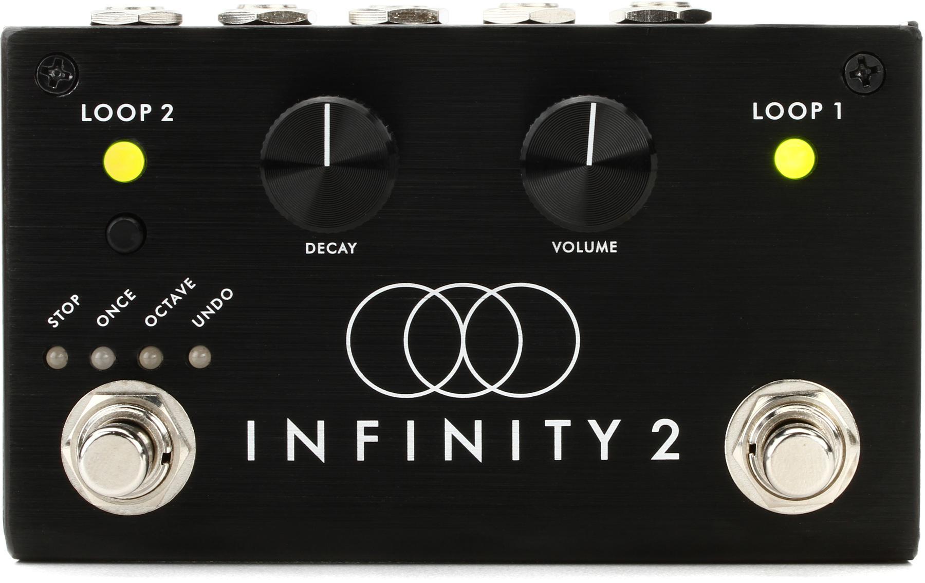 5. PigtronixInfinity 2 Looper Pedal