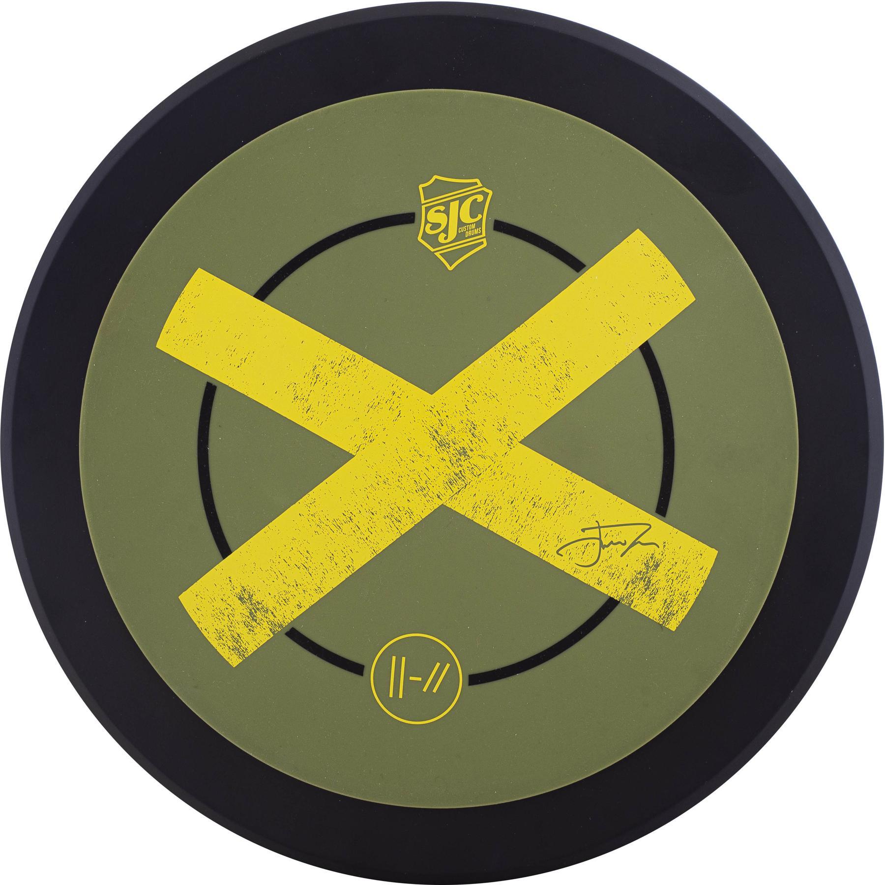 SJC Josh Dun Practice Pad