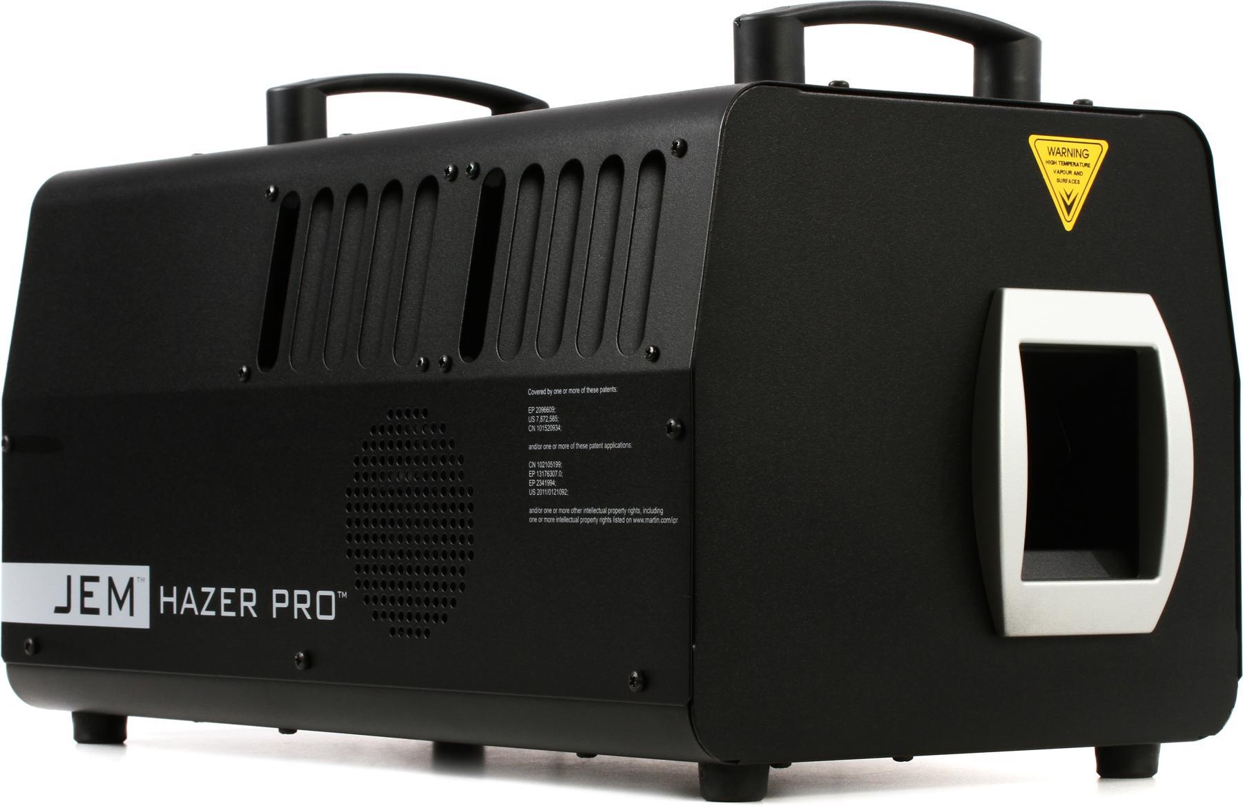 4. Martin Lighting JEM Hazer Pro