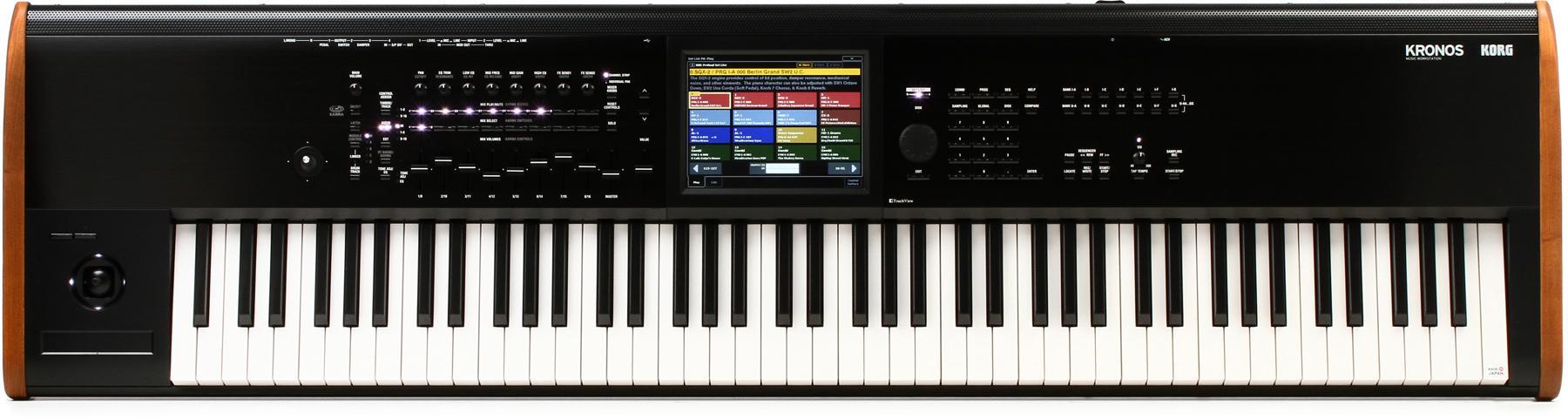 3. Korg KRONOS2 88 Key (KRONOS8)