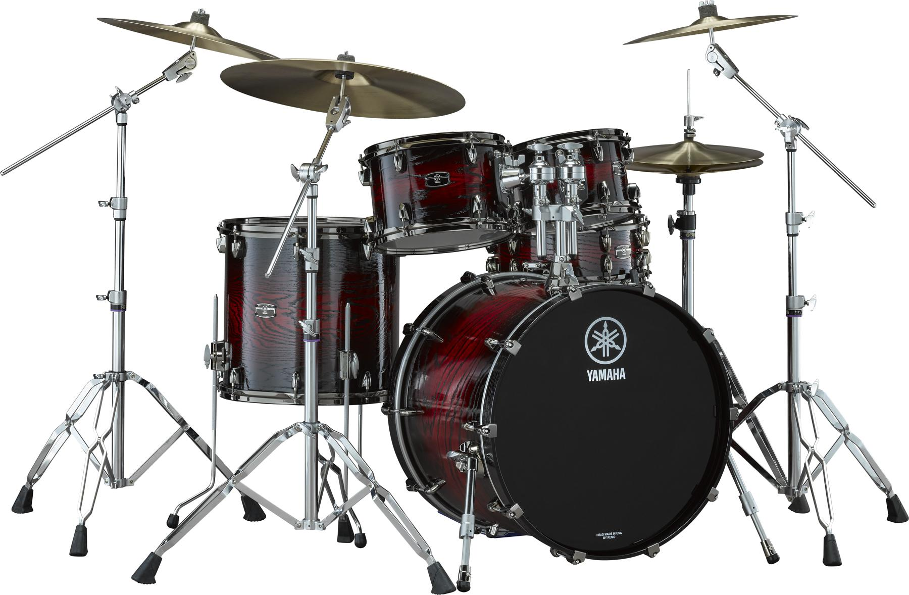 Yamaha Live Custom Shell Pack