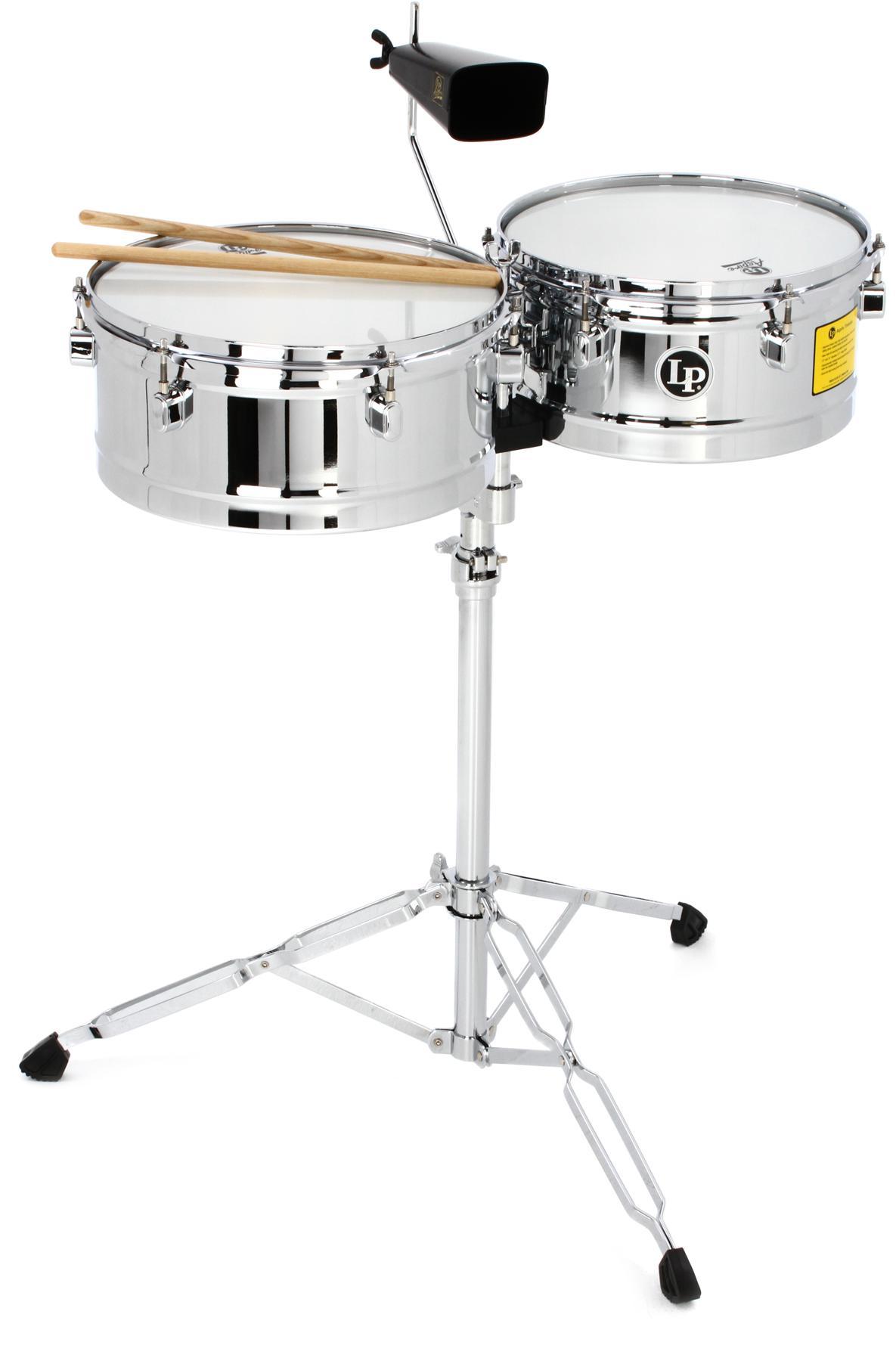 2. Latin Percussion LPA256 Aspire Series Timbale Set