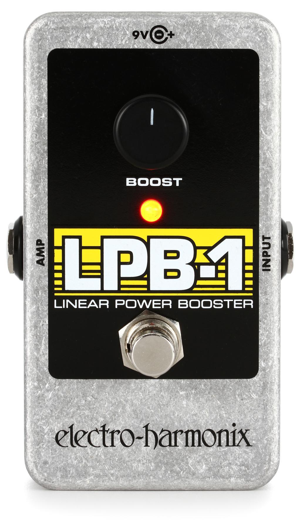 2. Electro-Harmonix LPB-1
