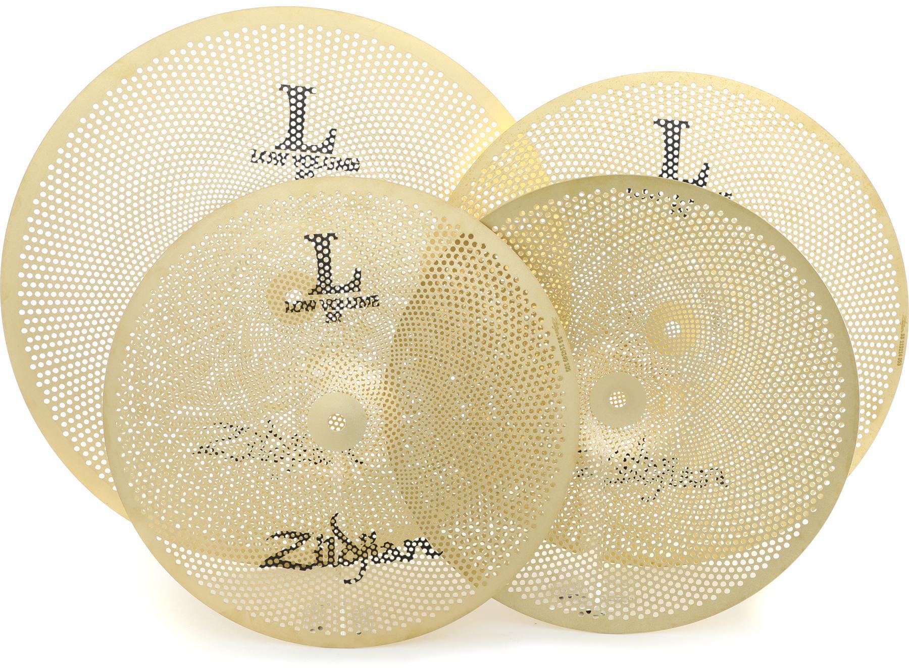 1. Zildjian L80 Low Volume LV468 Box Set