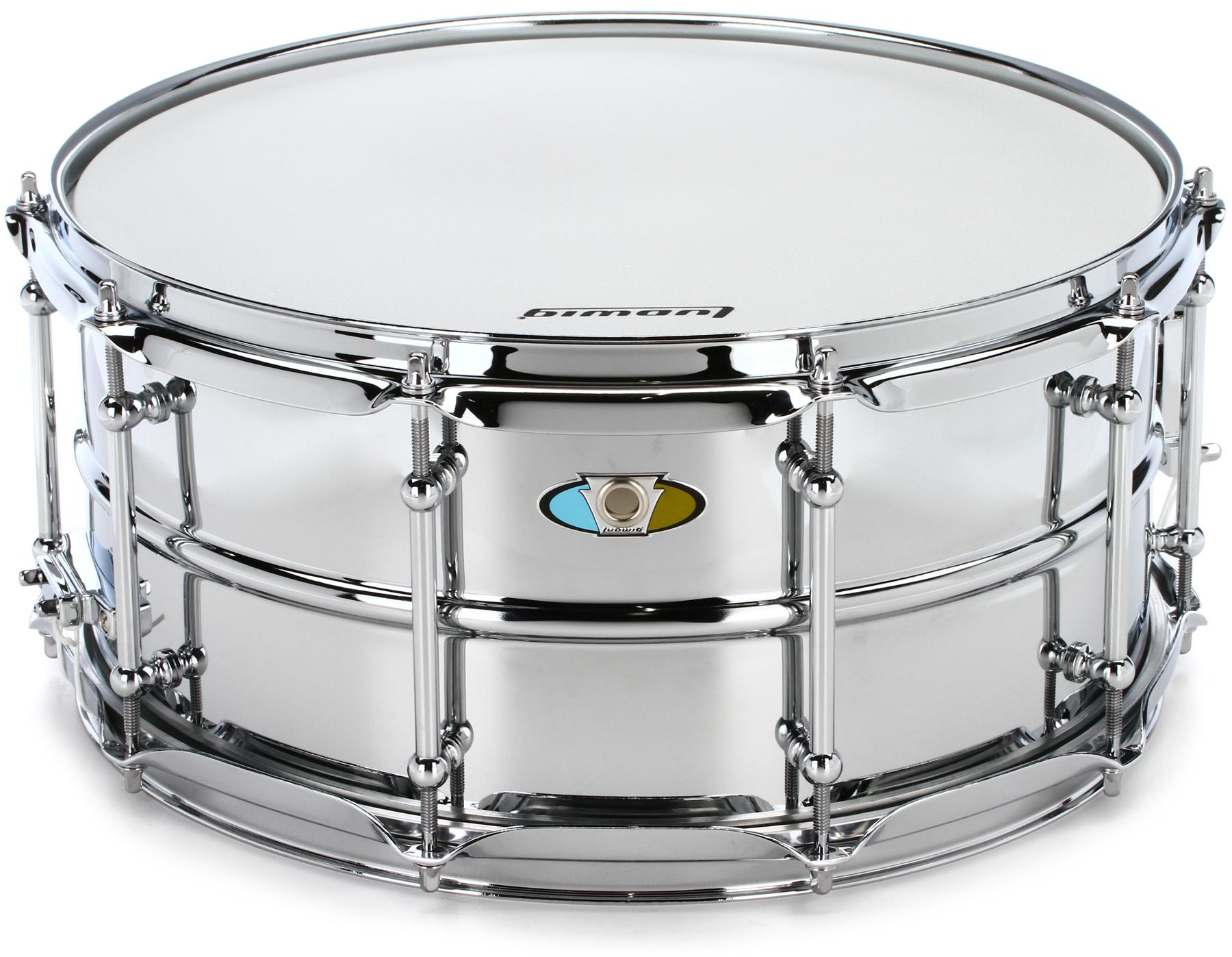 10. Gretsch Drums – Black Copper Snare 14 x 5 in
