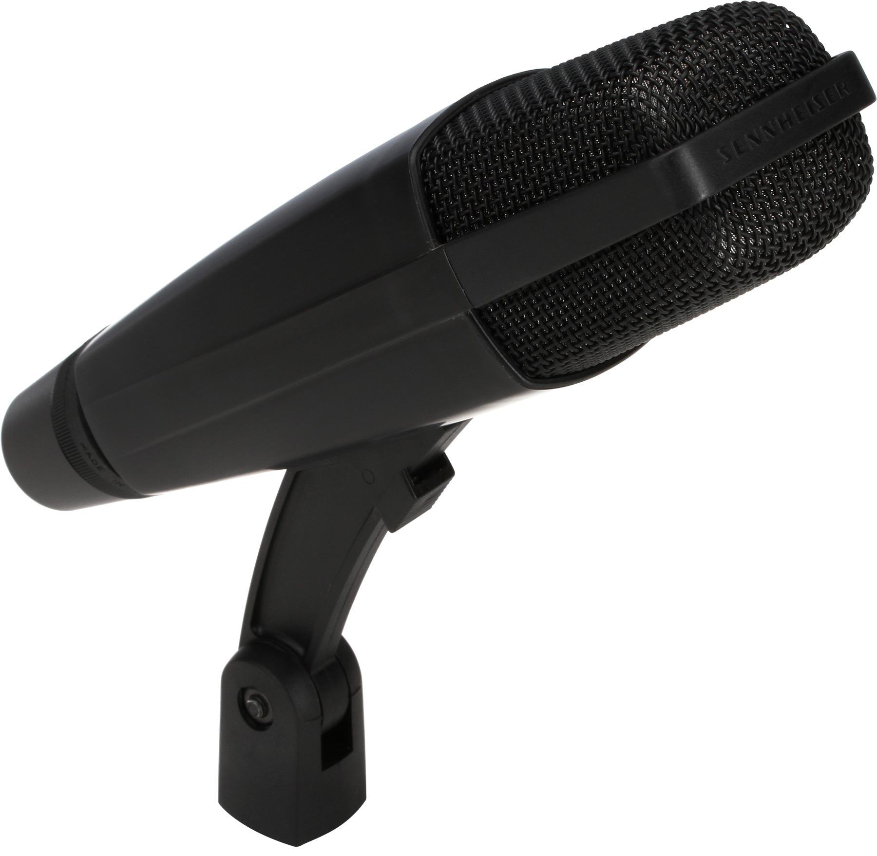 5. Sennheiser MD 421-II Cardioid Dynamic Microphone