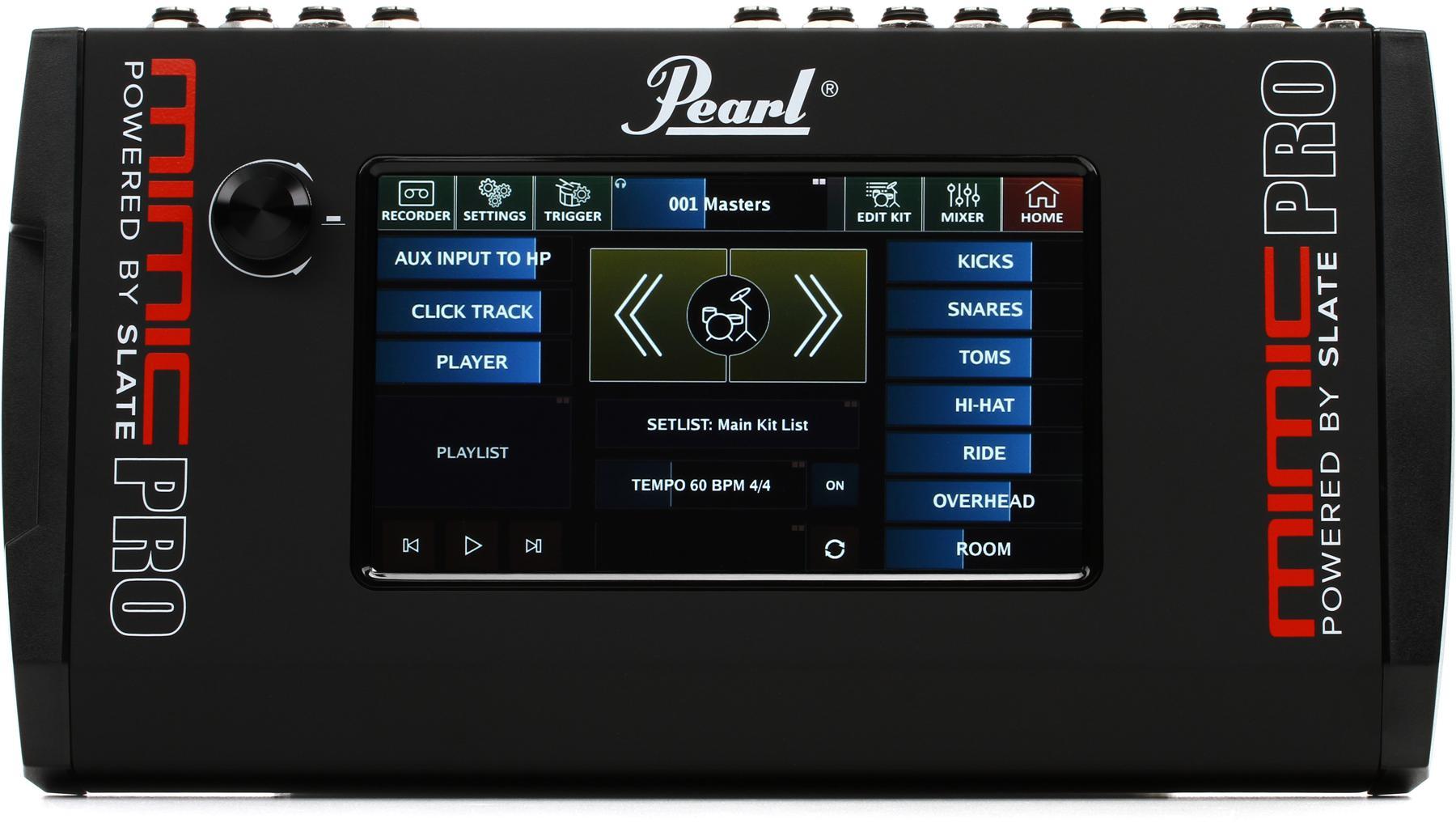 1. Pearl MIMP24B Mimic Pro