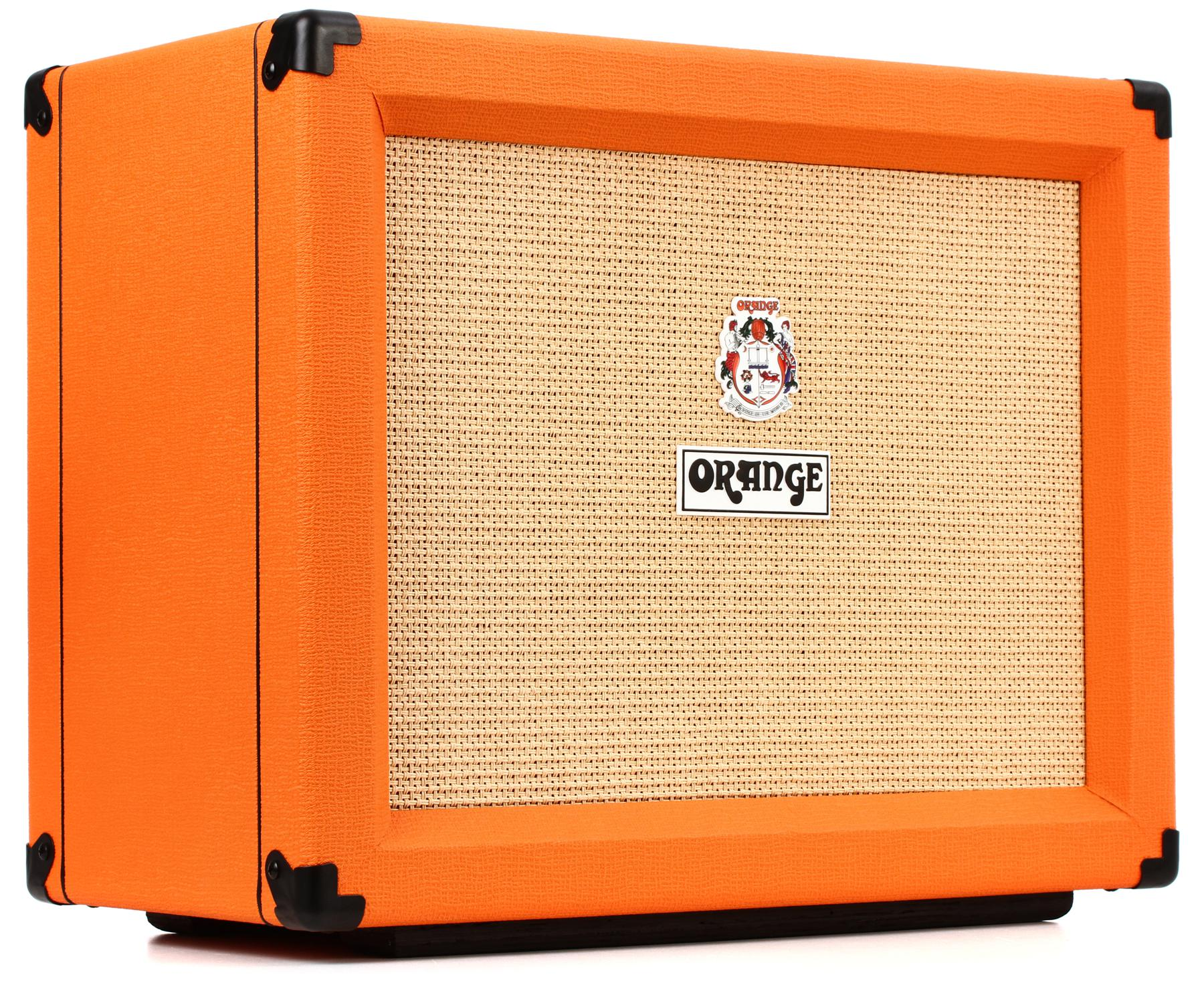 1. Orange Amps Guitar Amplifier Cabinet (PPC112C)