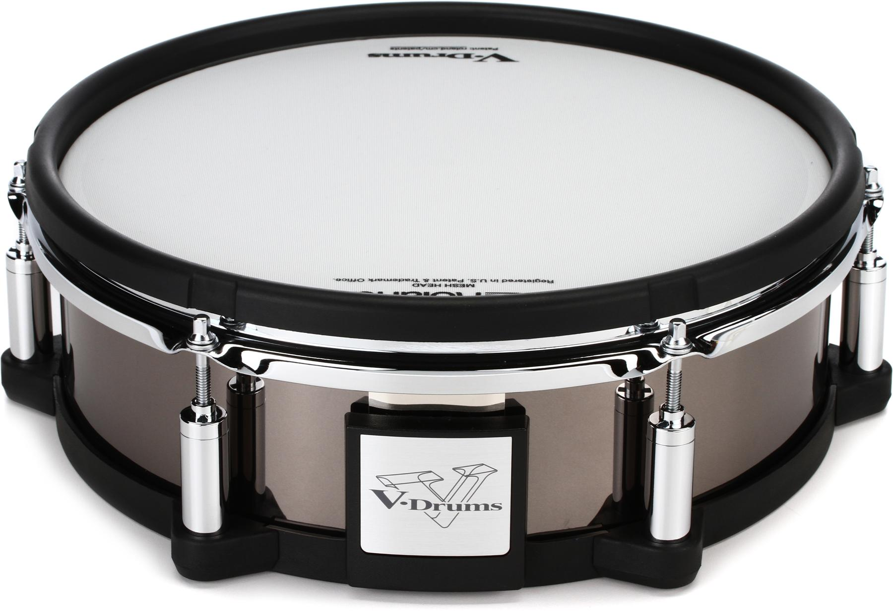3. Roland PD-128S Snare V-Pad