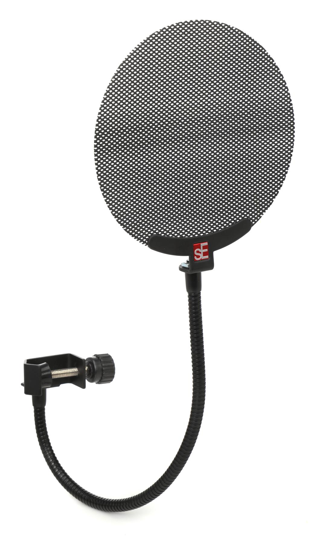 6. sE Electronics Studio Mic Pop Screen
