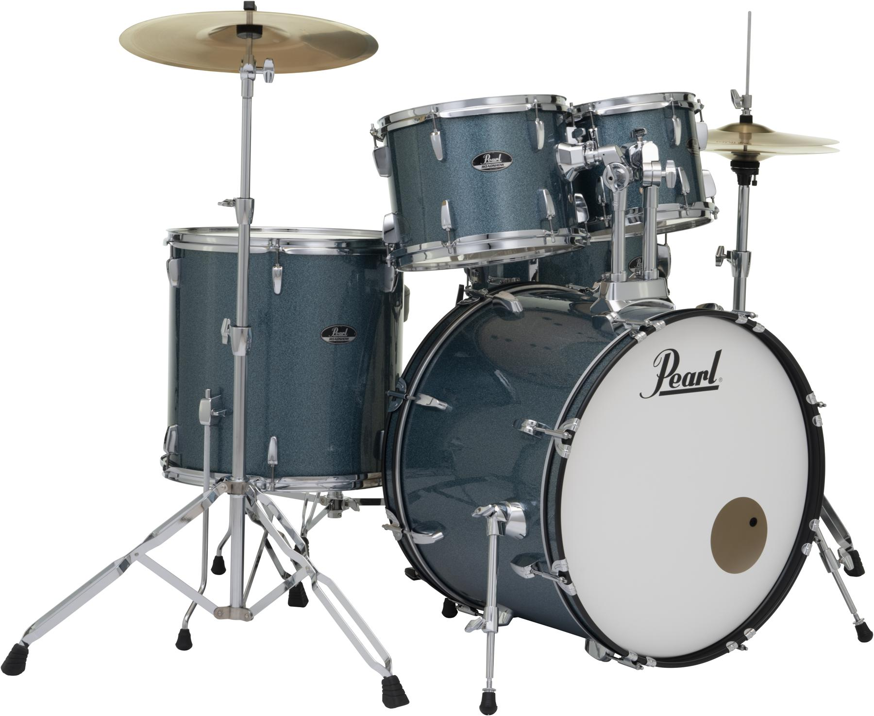 Pearl Roadshow Drum Set