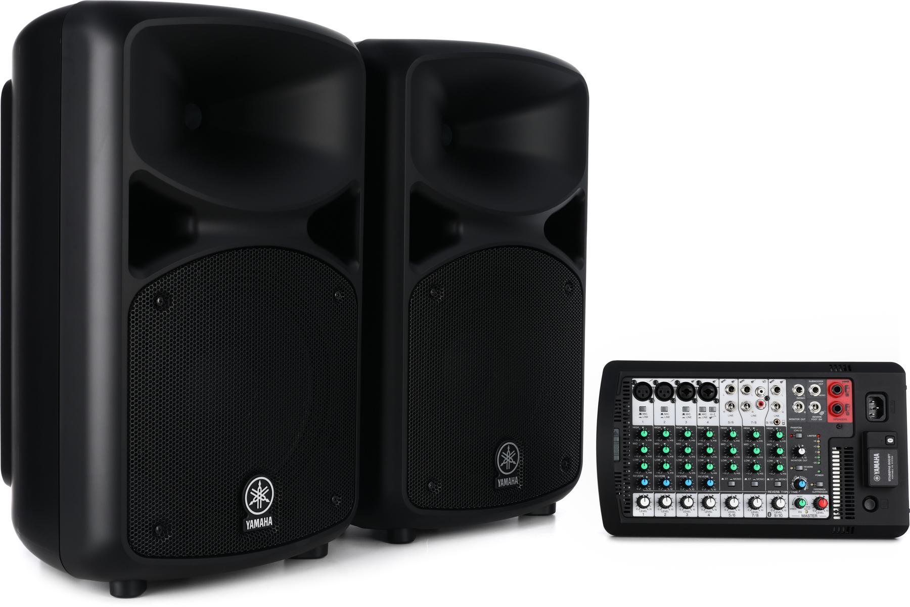 5. Yamaha StagePas 600BT